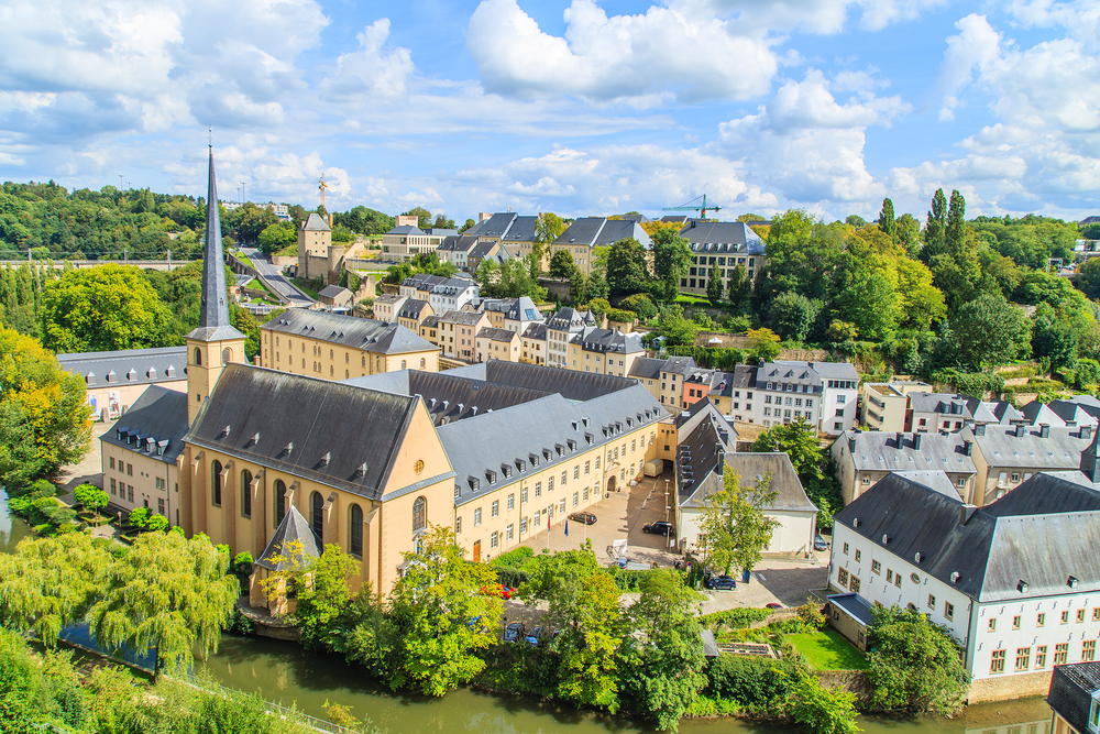 luxembourg-cityscape