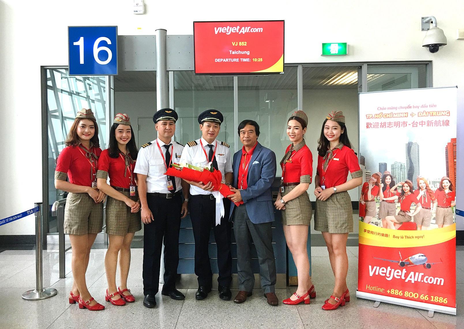 inaugural-flight-connecting-ho-chi-minh-city-and-taichung