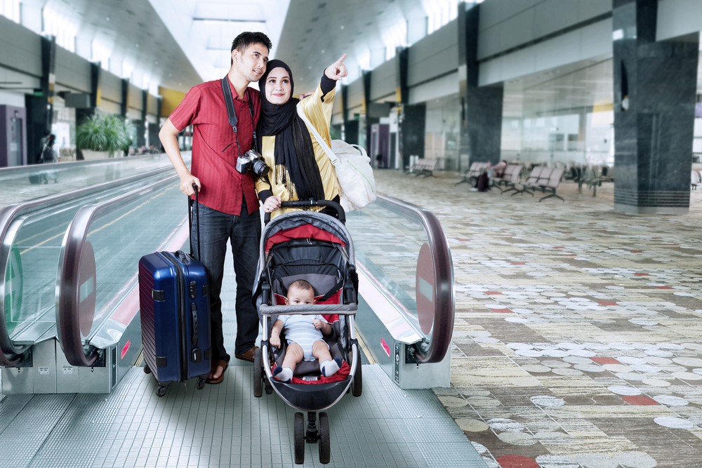 muslim-family-travel