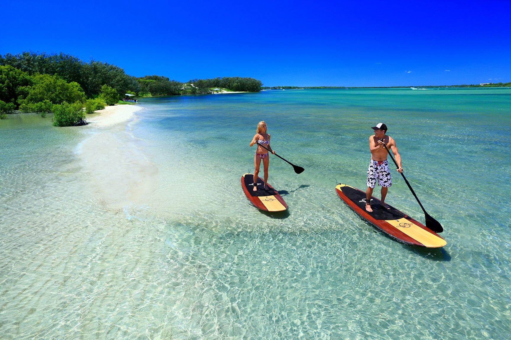 Golden Beach Bribie Island