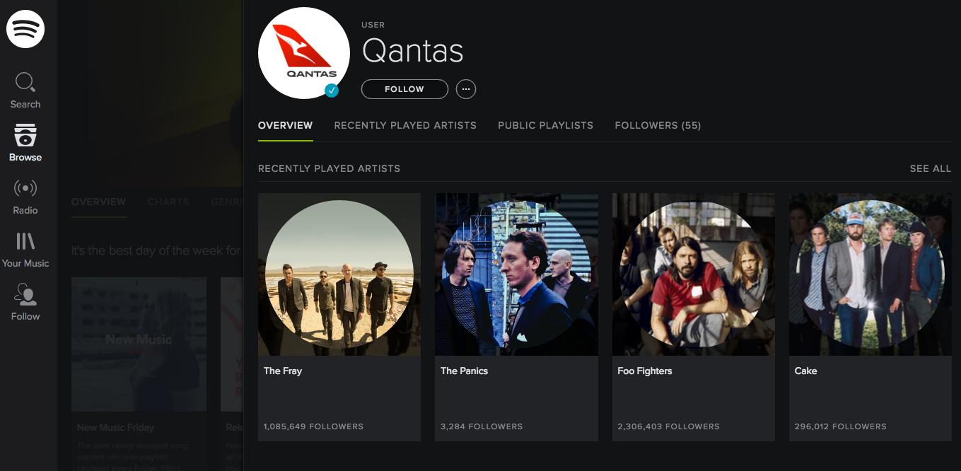 spotify-qantas