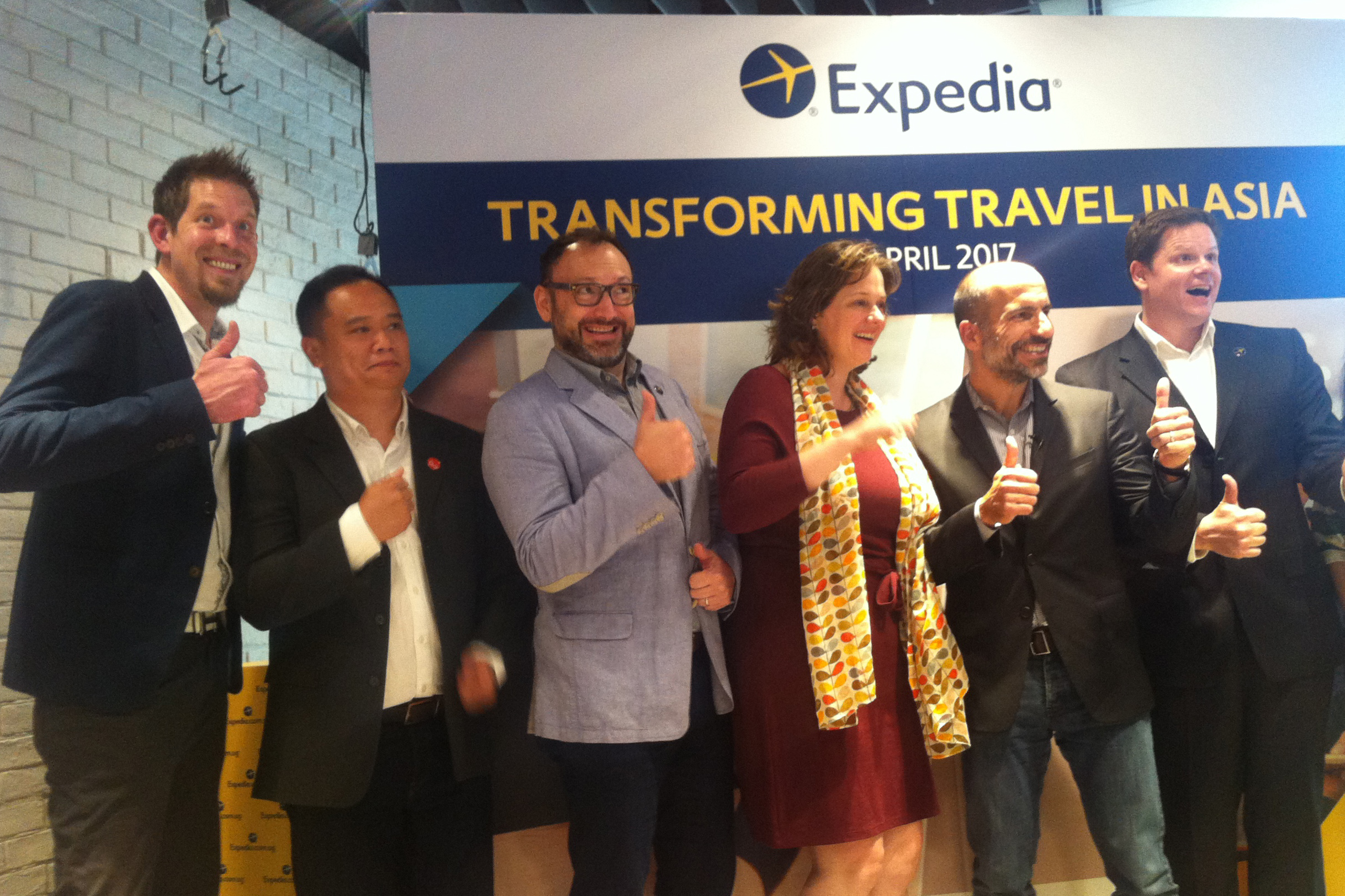 Expedia's new innovation lab to understand psyche of Asian
