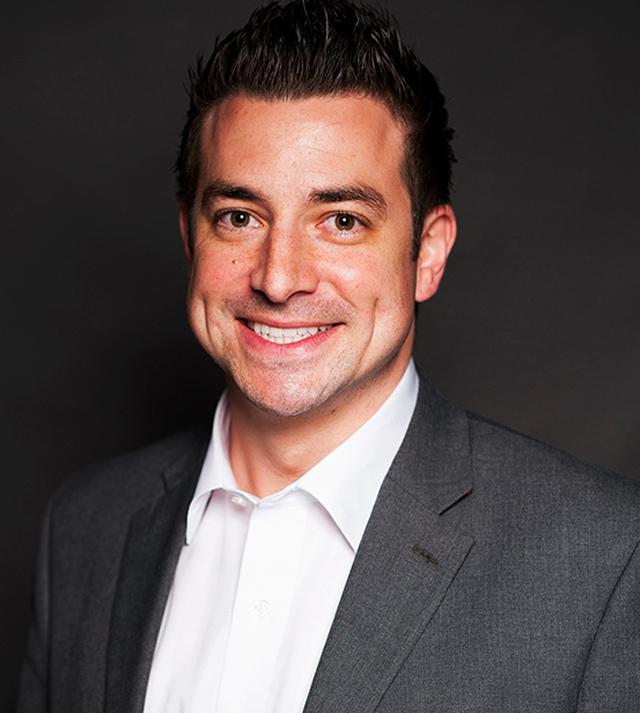 Sydney Holiday Inn Potts Point: Brenden Van Blerk, Hotel Manager, Holiday Inn Potts Point