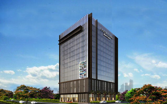 Courtyard By Marriott Yangon Will Feature 200 Guestrooms And Suites An Executive Lounge Four Meeting Rooms Totalling 400m2 A Rooftop Pool