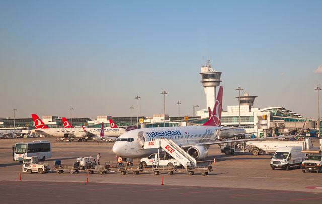 Emirates Turkish Airlines Get Off Us Laptop Ban Ttg Asia