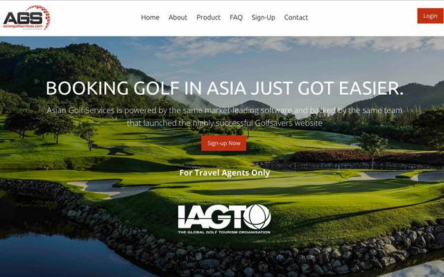 Asian golf booking portal for travel agents now live | TTG Asia