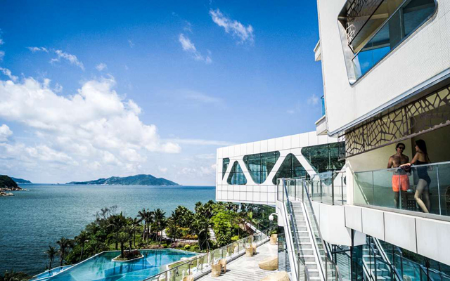 Club Med Dong Ao Island China
