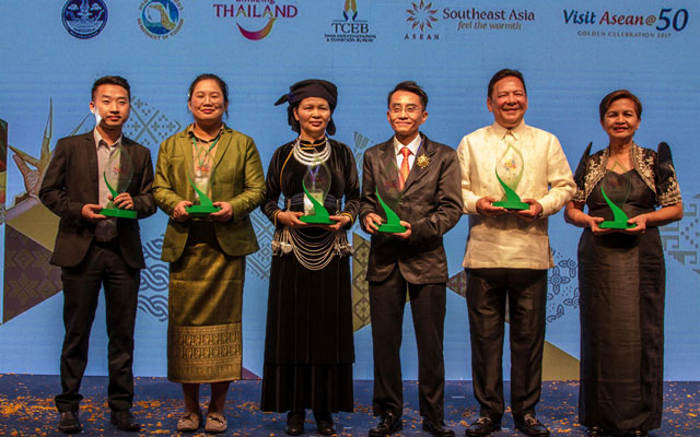 Αποτέλεσμα εικόνας για ASEAN Recognises Its Best Sustainable Tourism Products