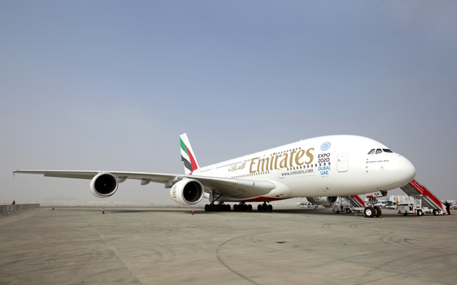 EMIRATES US$16 BILLION DEAL SAVES THE AIRBUS A380