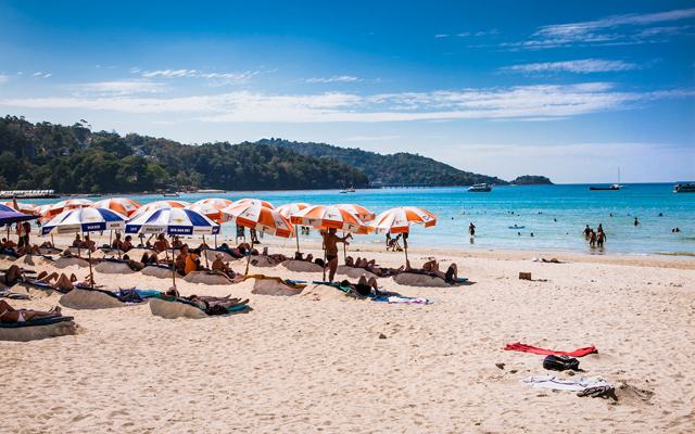 Phuket arrivals soar to record high, no more low season