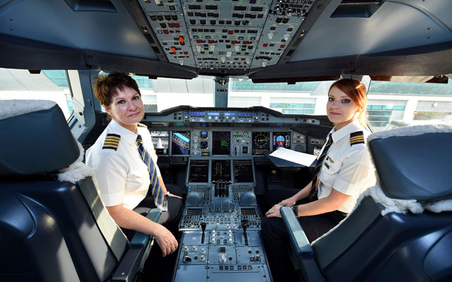 Airlines to operate all-women crew flights tomorrow