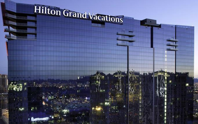 The Hilton Grand Vacations (HGV) Given Coverage Optimism Score of 0.14