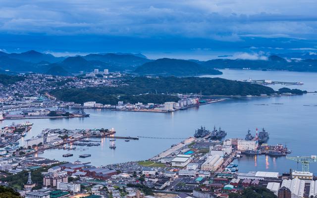 Carnival strikes port development deal with Japan's Sasebo