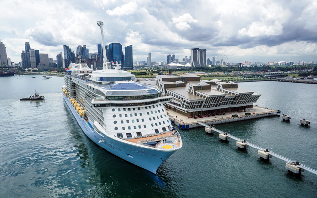 Royal Caribbean Cruises (RCL) Expected to Post Earnings of $0.96 Per Share