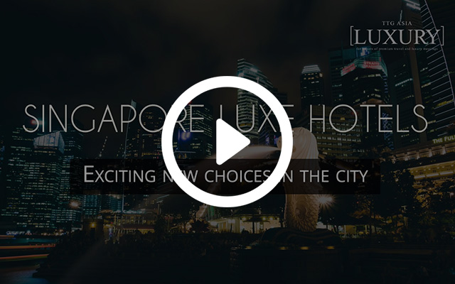 Singapore Luxe Hotels video