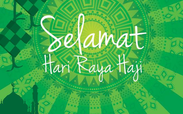Selamat Hari Raya Haji Ttg Asia