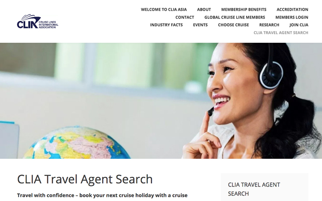 CLIA Asia says #ChooseCruise, launches travel agent search