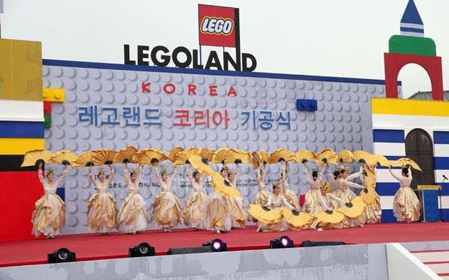Merlin to open Legoland in South Korea   TTG Asia