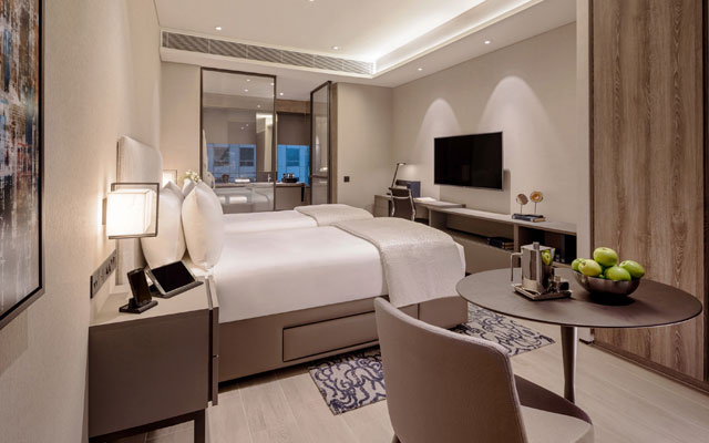 Oakwood Premier Oue Singapore Now Available For Daily Stays Ttg Asia