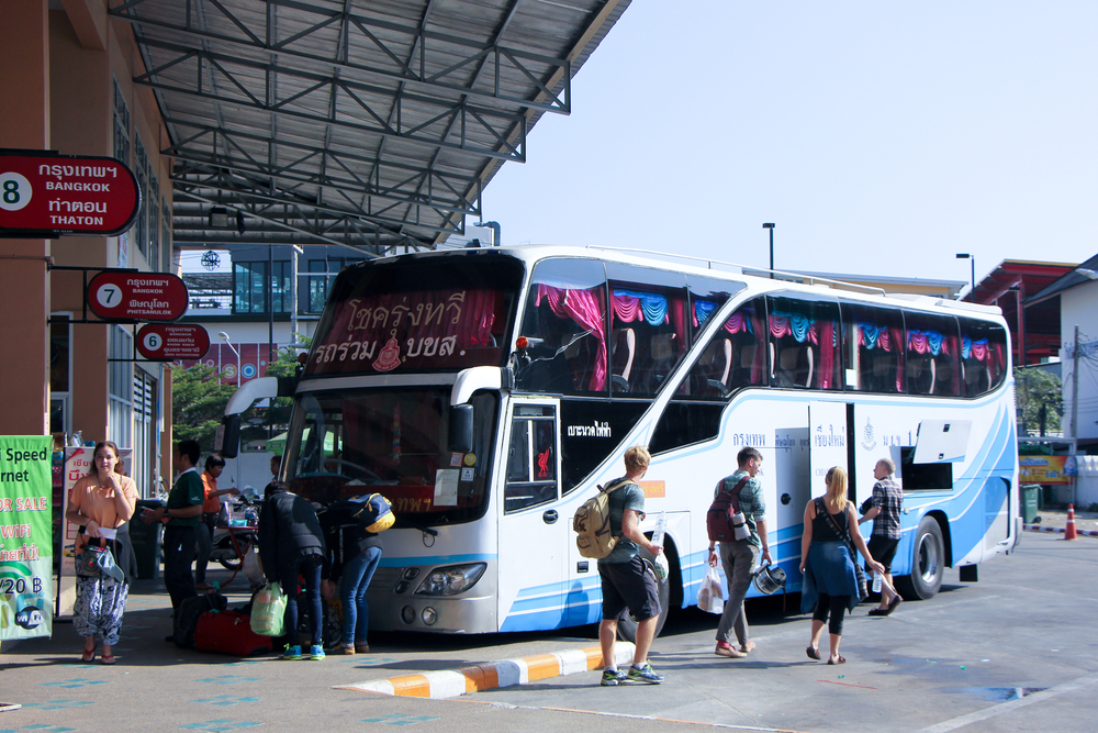 Thailand takes steps to improve transport safety for