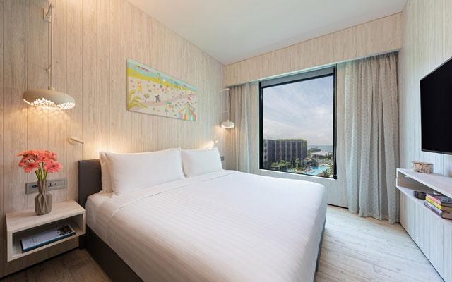New hotels: Rosewood Bangkok, Village Hotel at Sentosa and