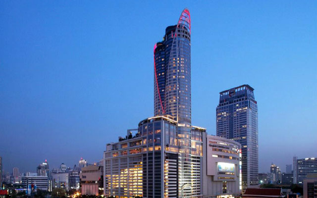 Business as usual for Bangkok's Centara Grand Hotel after