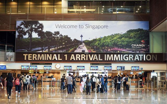 Singapore's ICA extends e-arrival card trial service to more