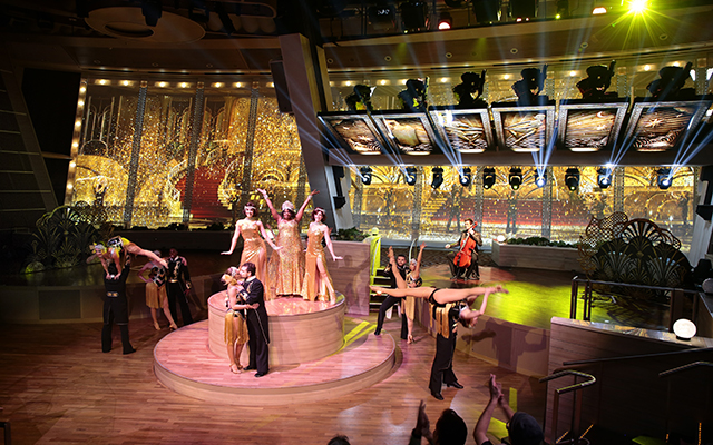 Two70 Show on Quantum of the Seas