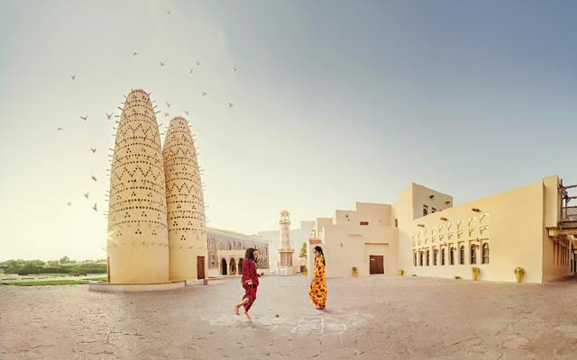 Photo: Katara Cultural Village