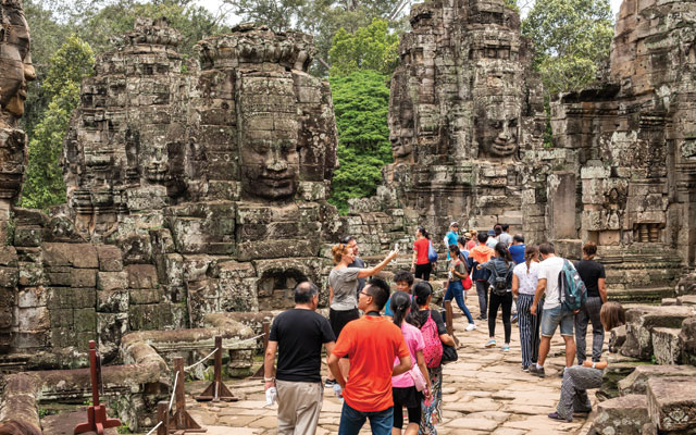 The changing face of Cambodia's tourism | TTG Asia