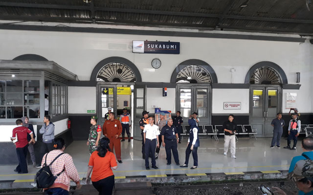 Revived historical railway link to boost West Java tourism