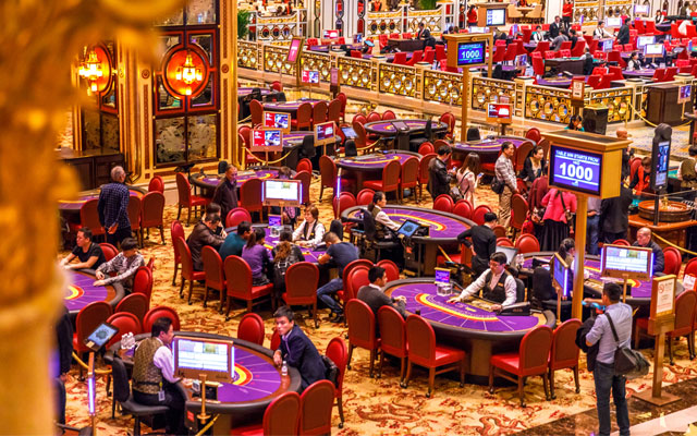 Casinos | TTG Asia