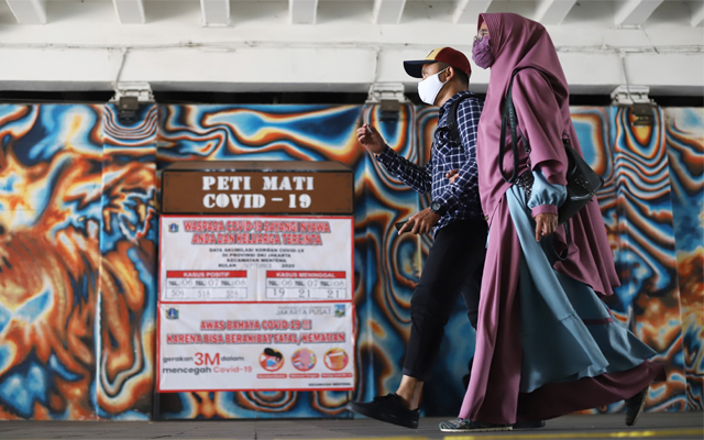 Jakarta returns to partial lockdown as Covid surge strains healthcare  system   TTG Asia