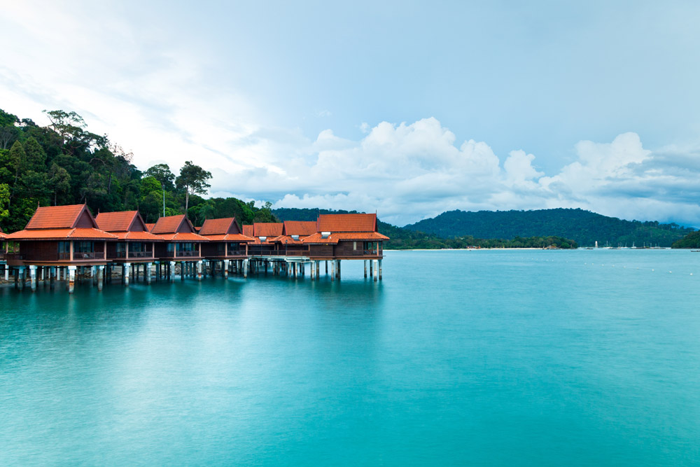 Water Chalets Bungalows Langkawi Overwater In